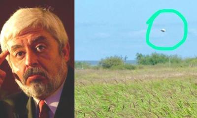 Captan OVNI en México y ya estamos pidiendo a Jaime Maussan