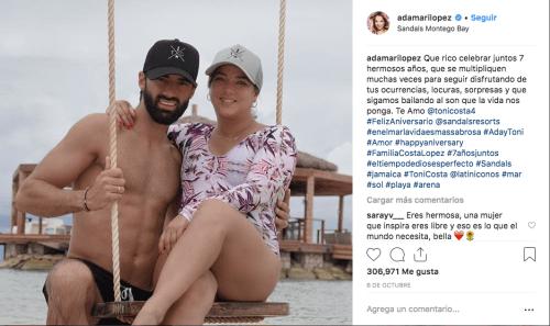 Adamari lopez humillada por Agueda Lopez