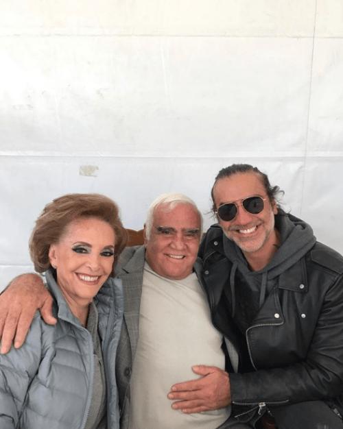 Alejandro Fernández podría ir a rehabilitación