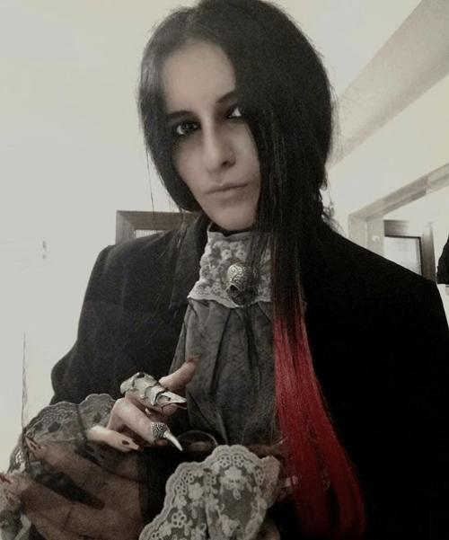 Vampira Andreas