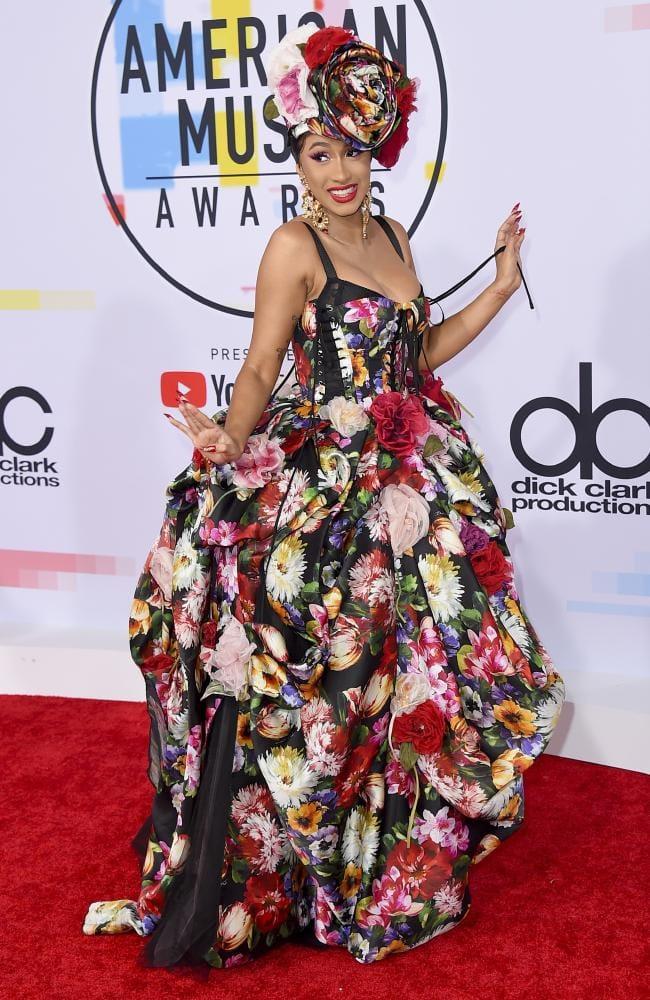 Los mejor y peor vestidos de los American Music Awards 2018