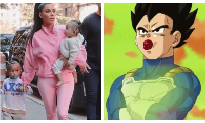 Critican Kim Kardashianr dejarle chupón hijo