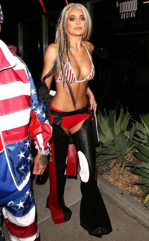 Disfraz Halloween Kylie Jenner