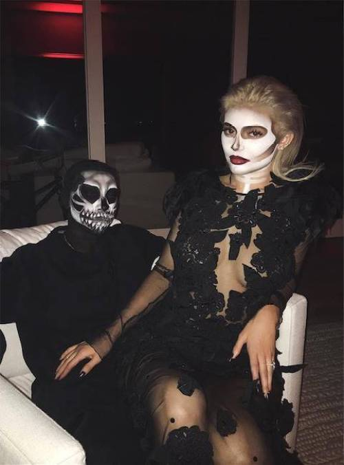 Disfras Halloween Kylie Jenner