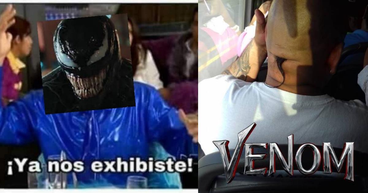 Memes De Venom, Memes Venom, Memes, Memes Trailer Venom, Venom, Película
