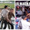Los mejores memes para sobrevivir este Black Frida
