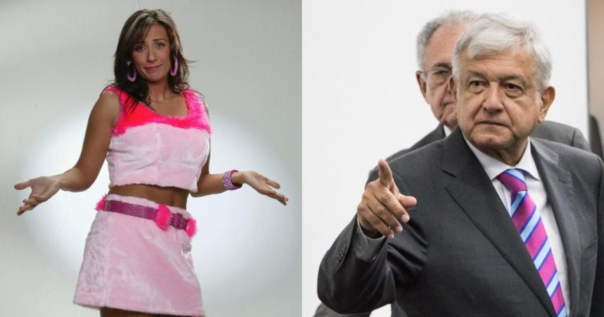 Consuelo Duval se burla de AMLO por cancelar el aeropuerto