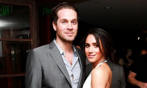 Meghan Markle con su ex