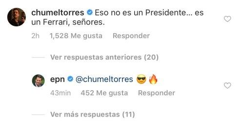 Enrique Peña Nieto se despide de la presidencia