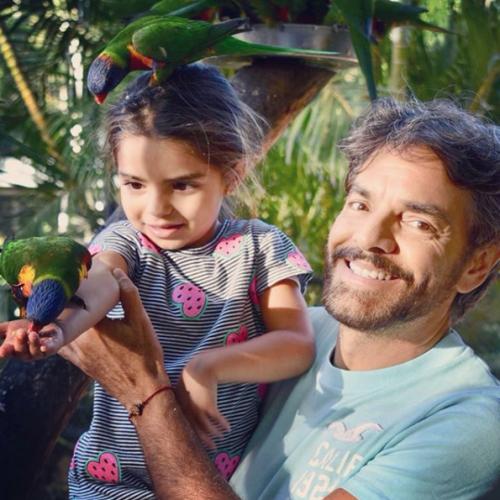 Eugenio Derbez grabó Dora la exploradora
