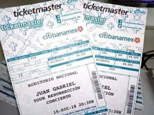 organizan gira resurrección de Juan Gabriel