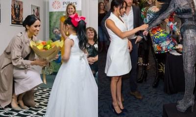 Meghan Markle Rompe Protocolo Real Durante Embarazo, Embarazo, Protocolo Real, Meghan Markle, Vestidos, Principe Harry