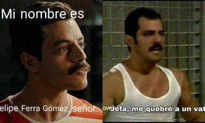 Memes De Bohemian Rhapsody, Memes De Freddie Mercury, Memes De Queen, Memes, Queen, Freddie Mercury