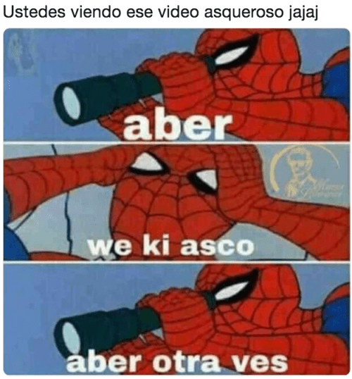 Memes video de la botella y la bicicleta