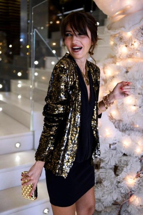 Outfits para la navidad y el año nuevo