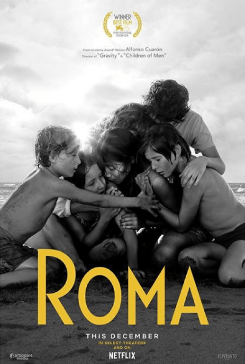 En qué cines pasarán Roma
