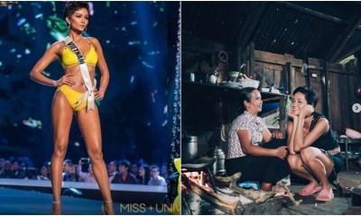 Fotos Miss Vietnam Origen Humilde Hogar