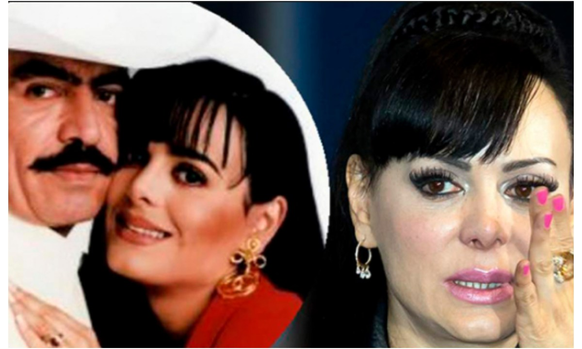 La infidelidad de Joan Sebastian a Maribel Guardia