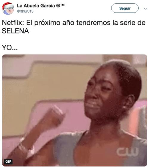 Netflix anuncia nueva serie de Selena Quintanilla