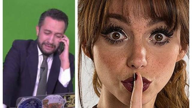Chumel Torres y Natalia Téllez terminaron