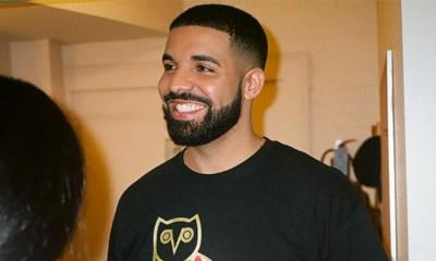 Drake Publica Selfie Sin Playera, Drake, Instagram, Selfie Sin Playera, OVO, Drake Instagram, Selfie