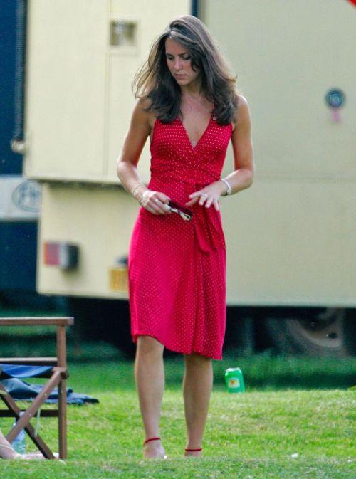 Así se veía Kate Middleton antes de ser de la realeza