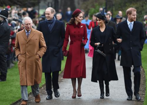 Kate Middleton y Meghan Markle se reconcilian