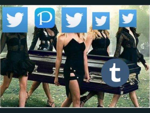 Memes porque quitaron porno de Tumblr