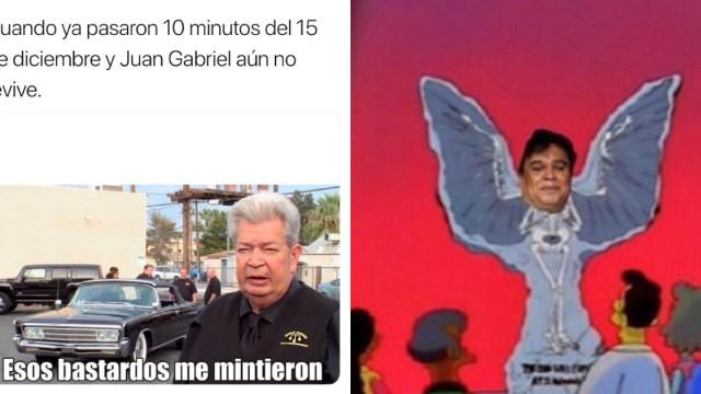 Memes Regreso Juan Gabriel, Memes Juan Gabriel, Juan Gabriel Memes, Cambian Fecha Regreso Juan Gabriel, Juan Gabriel, Memes