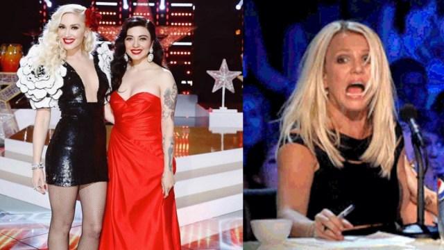 Mon Laferte Y Gwen Stefani, Gwen Stefani, Mon Laferte, Feliz Navidad, La Voz, The Voice