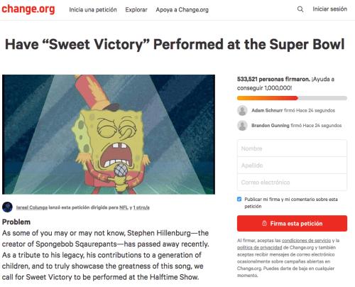 Crean petición para que la banda de tontos toque en el Super Bowl