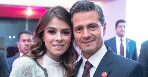 Enrique Peña Nieto dedica hermosas palabras a Paulina Peña Pretelini
