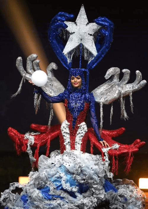 Los mejores trajes típicos de Miss Universo