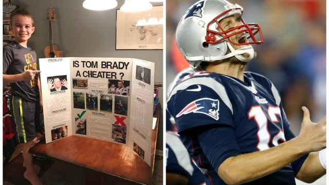 Foto Tom Brady Tramposo 26 Enero 2019