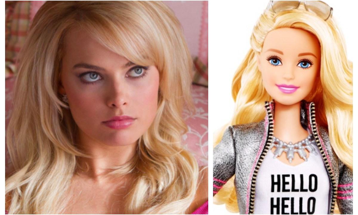 Margot Robbie será la protagonista de la película de Barbie