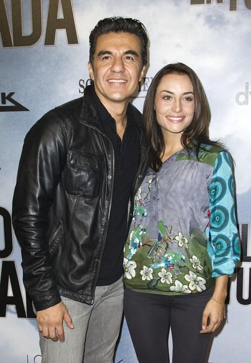 Aseguran que Marimar Vega y Adrián Uribe regresaron