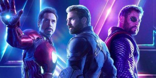 Se filtran cinco minutos de escenas de Avengers Endgame