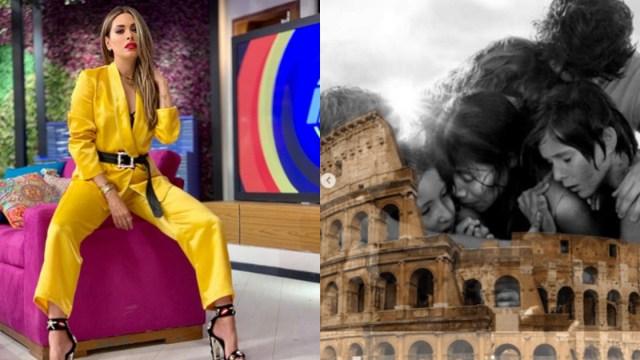 Galilea Montijo Agradece Memes Por Equivocación Con Roma, Galilea Montijo, Roma, Memes, Respuesta, Alfonso Cuarón