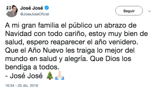 Wikipedia mata a José José