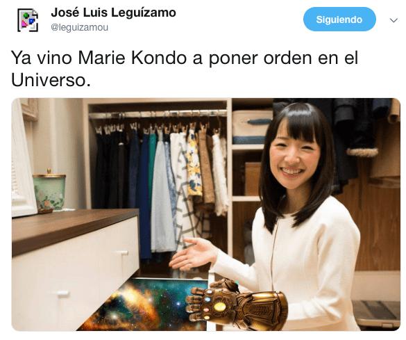 Mejores memes de Marie Kondo y su método de orden
