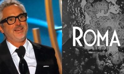 Roma Gana mejor película extranjera Globos de Oro