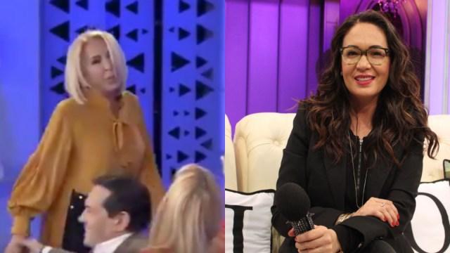 Yolanda Andrade Corre A Laura Bozzo, Laura Bozzo Se Pelea Con Yolanda Andrade, Yolanda Andrade, Laura Bozzo, Alfredo Adame, Pelea