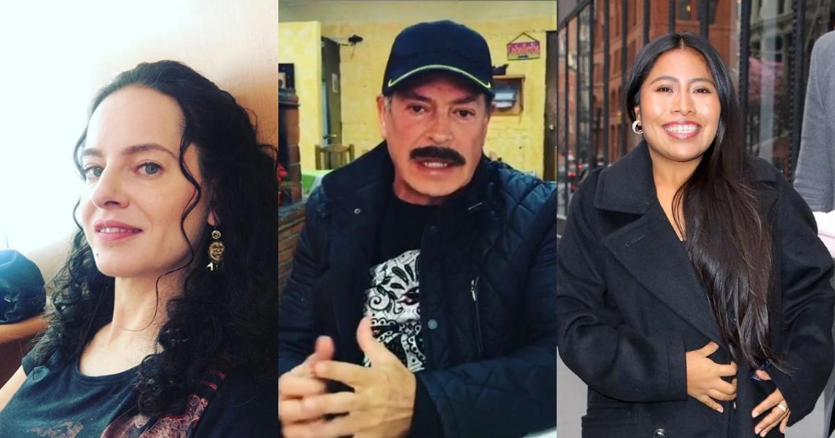 Gaby Platas Defiende A Sergio Goyri, Gaby Platas, Sergio Goyri, Yalitza Aparicio, Defiende, Libertad De Expresión