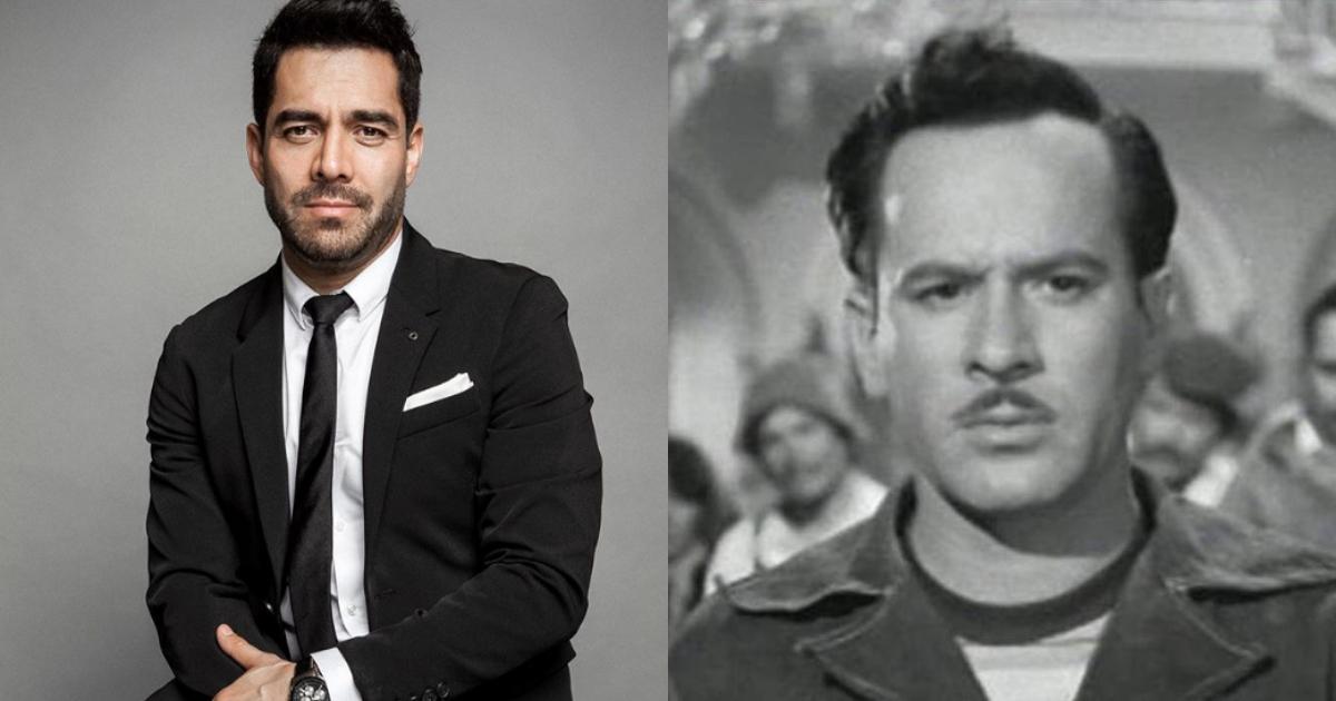 Confirman Omar Chaparro Como Pedro Infante, Omar Chaparro Netflix, Omar Chaparro Pedro Infante, Película, Omar Chaparro, Pedro Infante
