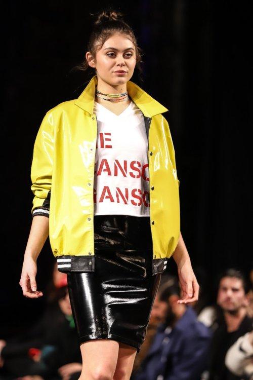 Me canso ganso llega semana de la moda de nueva york