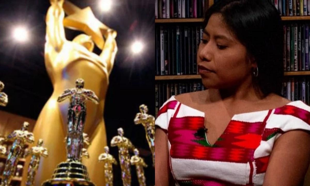 Por Yalitza Aparicio quieren quitar premio Ariel
