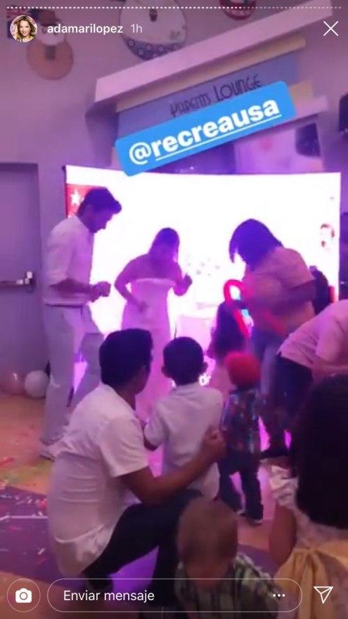Adamari López festeja cumpleaños de su hija