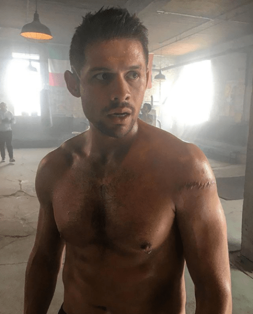 David Castañeda, el actor mexicano en The Umbrella Academy