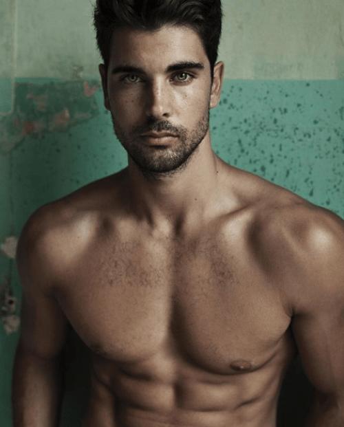 El guapo esposo de María Elena Anaya
