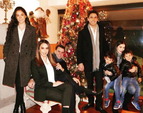 Bibi Gaytan anuncia reality show de su familia
